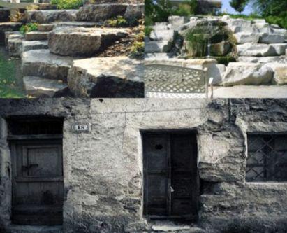 Stone-armourstone
