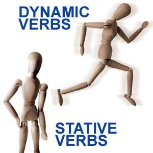 Dynamic Verbs and Stative Verbs